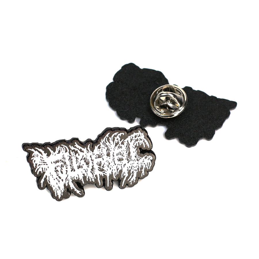 "FULL OF HELL ""Insect Logo"" Enamel Pin"