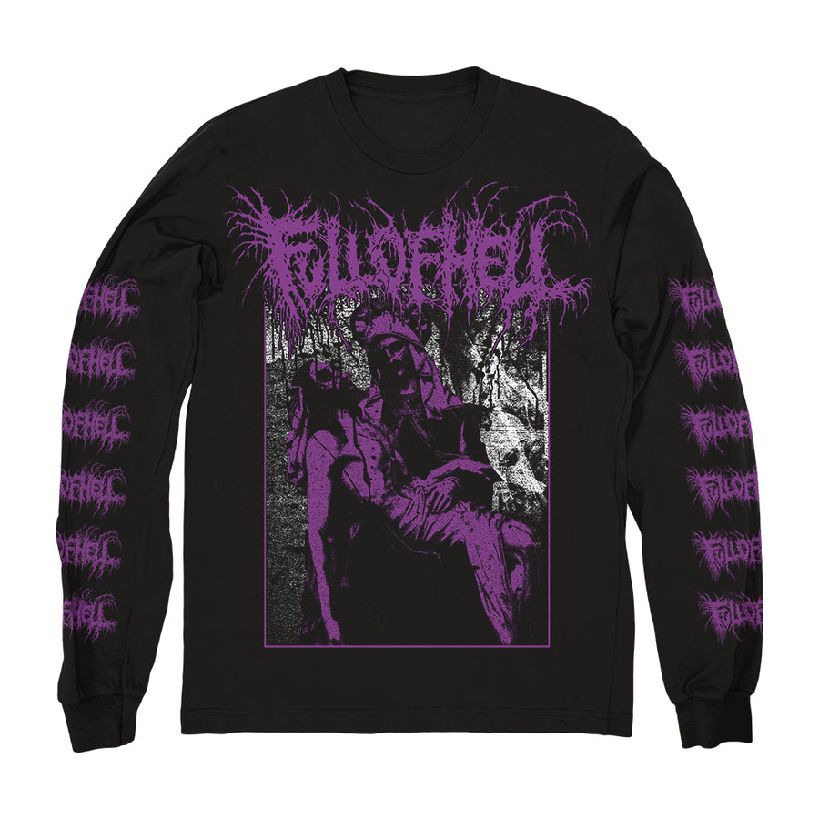 "FULL OF HELL ""Radiant"" Longsleeve"