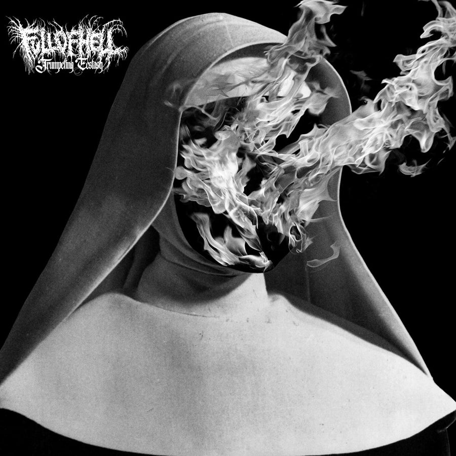 "FULL OF HELL ""Trumpeting Ecstasy"" CD"