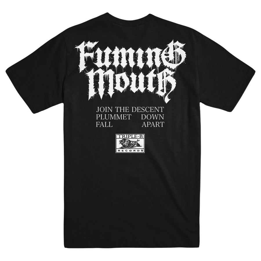 "FUMING MOUTH ""Centipede"" T-Shirt"