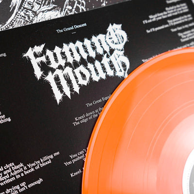 "FUMING MOUTH ""The Grand Descent"" LP"