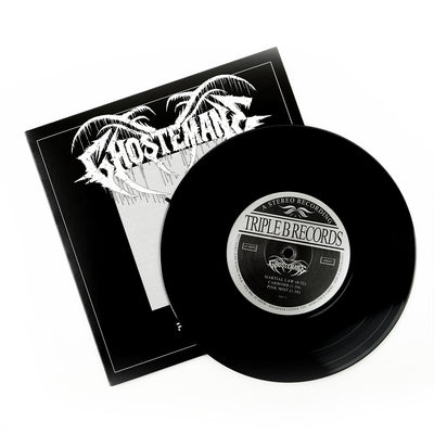 "GHOSTEMANE ""Fear Network"" 7"""