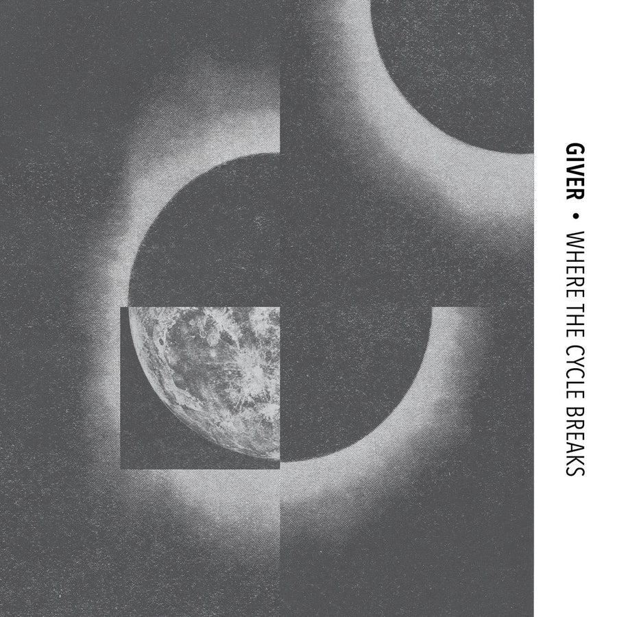 "GIVER ""Where The Cycle Breaks"" CD"