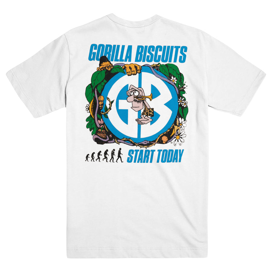 "GORILLA BISCUITS ""Jungle"" T-Shirt"