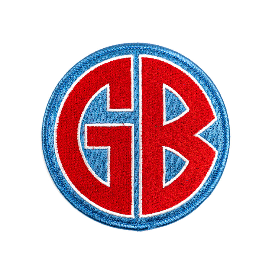 "GORILLA BISCUITS ""Logo"" Patch"