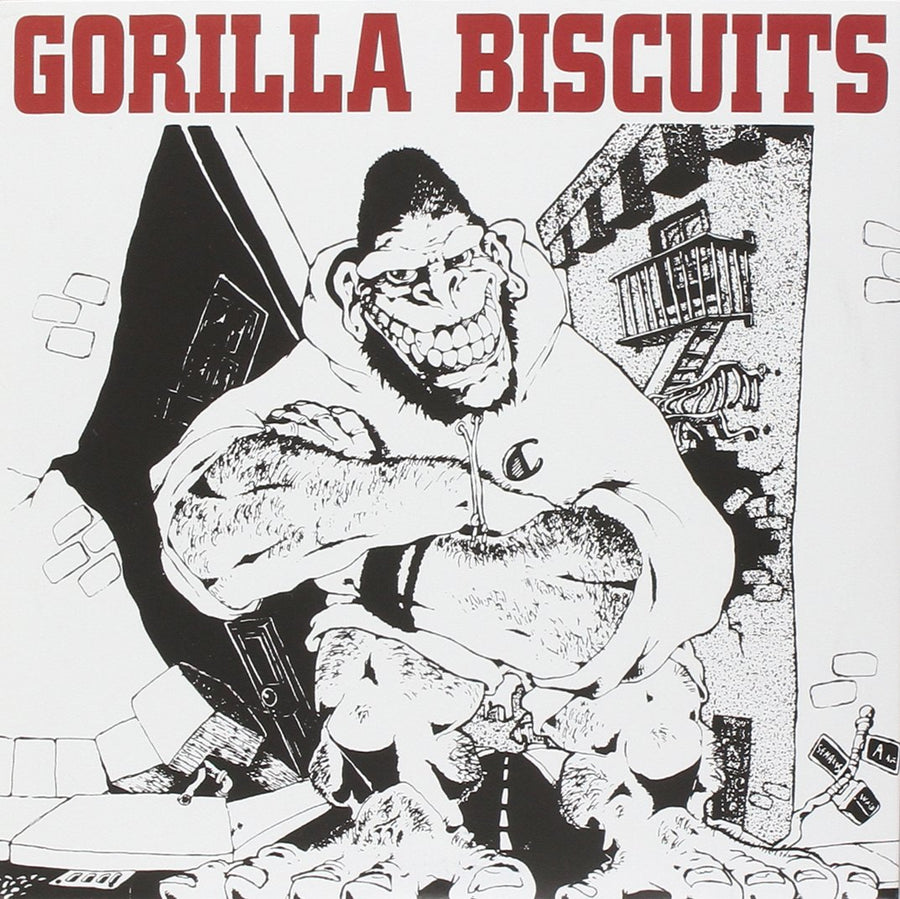 "GORILLA BISCUITS ""Gorilla Biscuits EP"" CD"