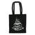 "GRAVE PLEASURES ""Skull"" Tote Bag"