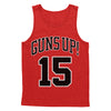 "GUNS UP! ""Outlive"" Tank Top"