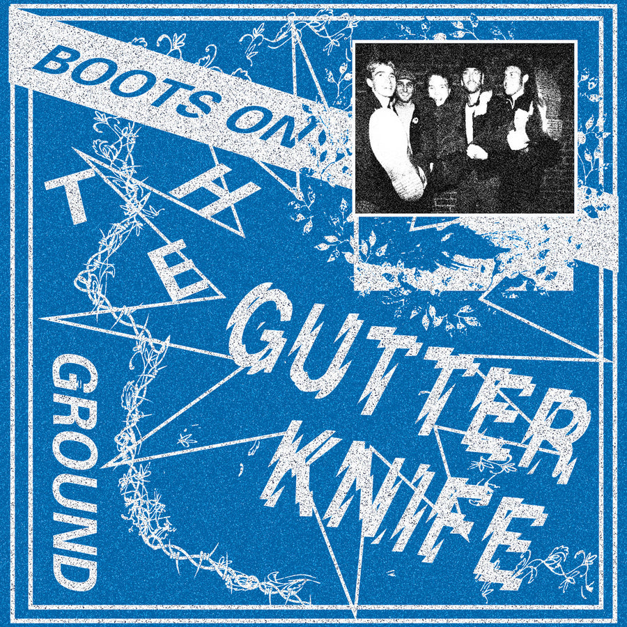 "GUTTER KNIFE ""Boots On The Ground"" LP"