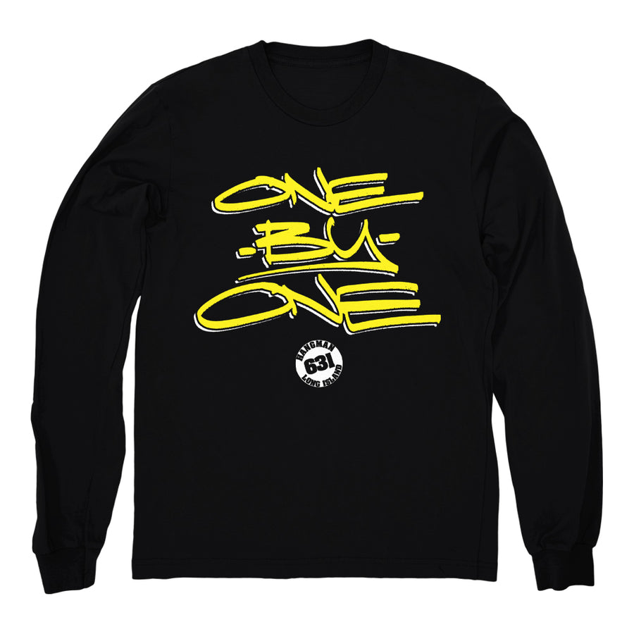 "HANGMAN ""One By One"" Longsleeve"