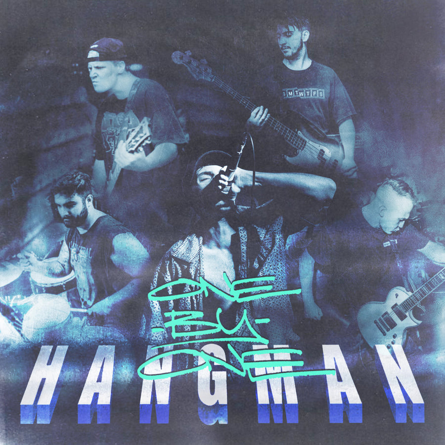 "HANGMAN ""One By One"" CD"