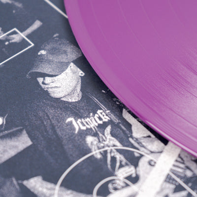 "HAWSER ""All Is Forgiven"" LP"