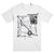 "HAWSER ""Web White"" T-Shirt"