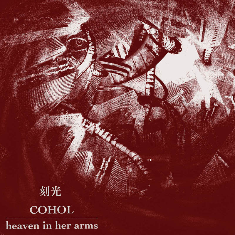"HEAVEN IN HER ARMS/COHOL ""Split"" CD"
