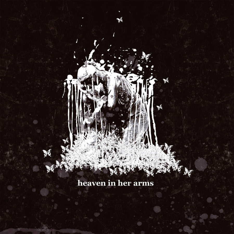 "HEAVEN IN HER ARMS ""Erosion Of The Black Speckle"" 2xLP"