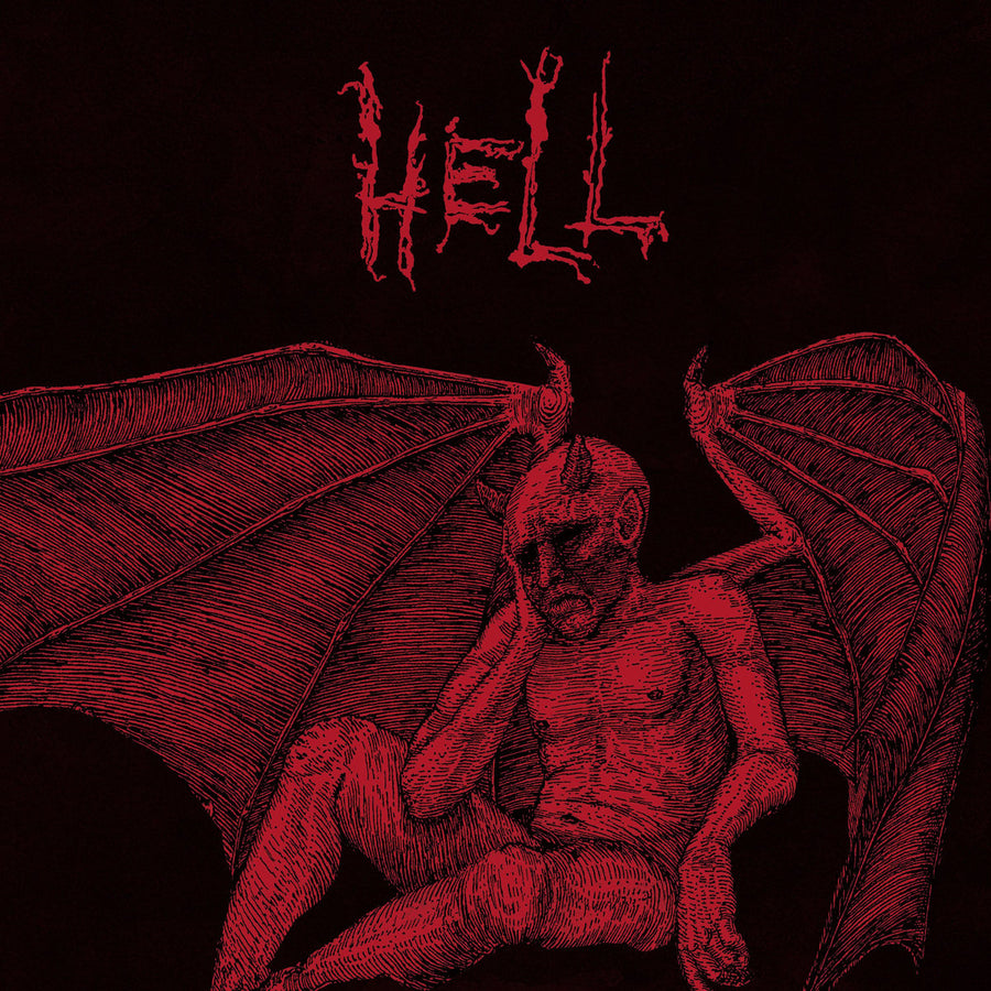 "HELL ""Live At Roadburn 2018"" LP"