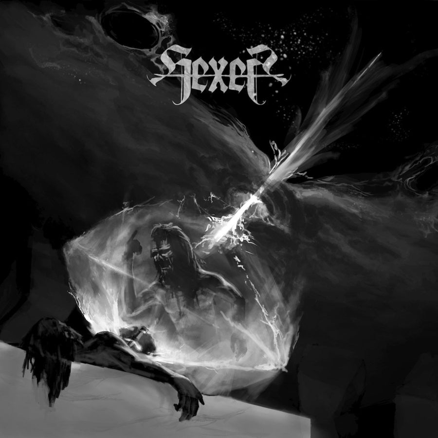 "HEXER ""Cosmic Doom Ritual"" LP"