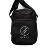 "HEXIS ""Logo"" Shoulder Bag"
