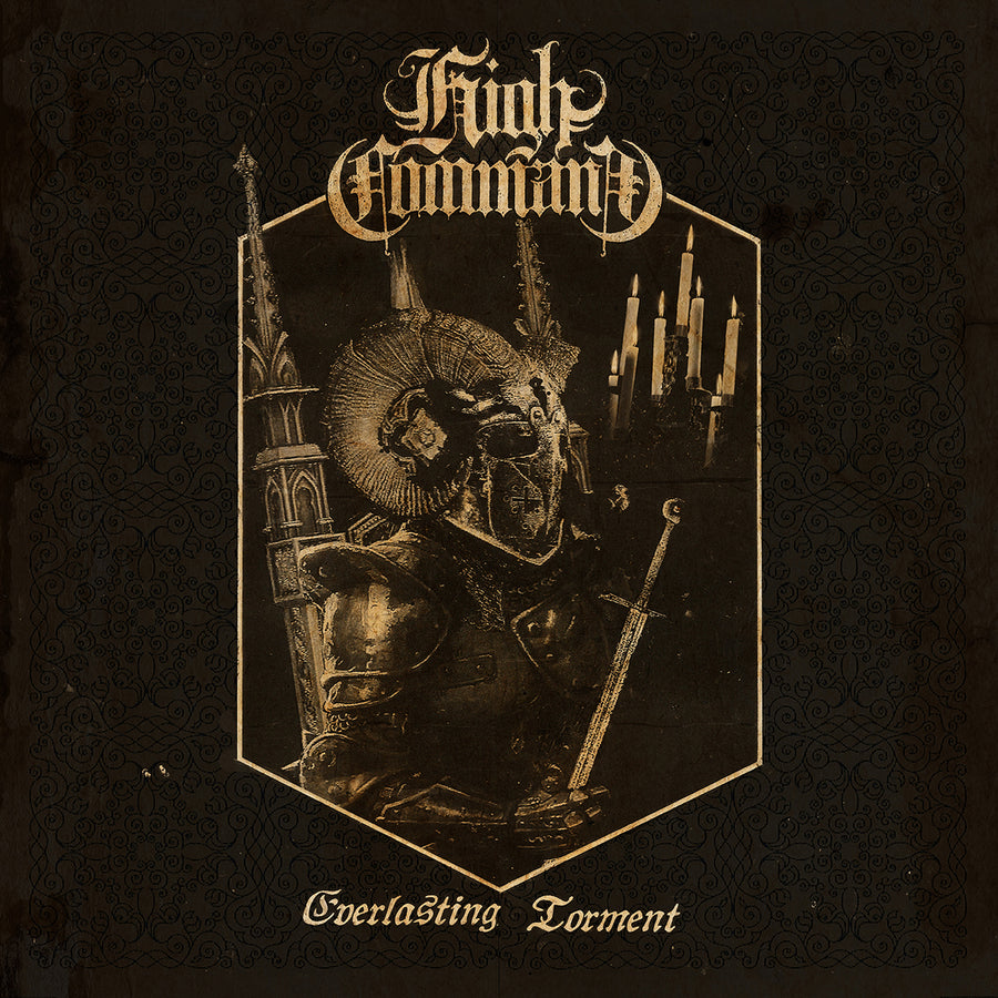"HIGH COMMAND ""Everlasting Torment"" 7"""