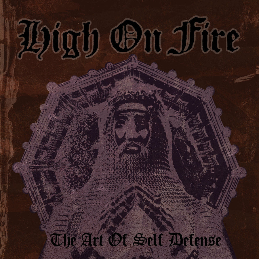 "HIGH ON FIRE ""The Art Of Self Defense"" 2xLP"