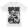 "IMPLORE ""All Consuming Filth"" T-Shirt"