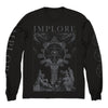 "IMPLORE ""Ode to Black"" Longsleeve"