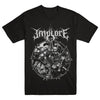 "IMPLORE ""Peace"" T-Shirt"