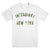 "INCENDIARY ""New York Camo White"" T-Shirt"