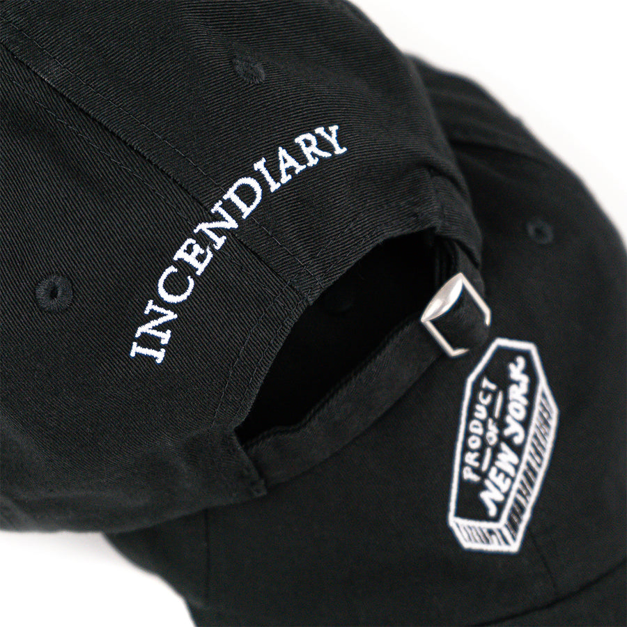 "INCENDIARY ""Coffin"" Dad Hat"