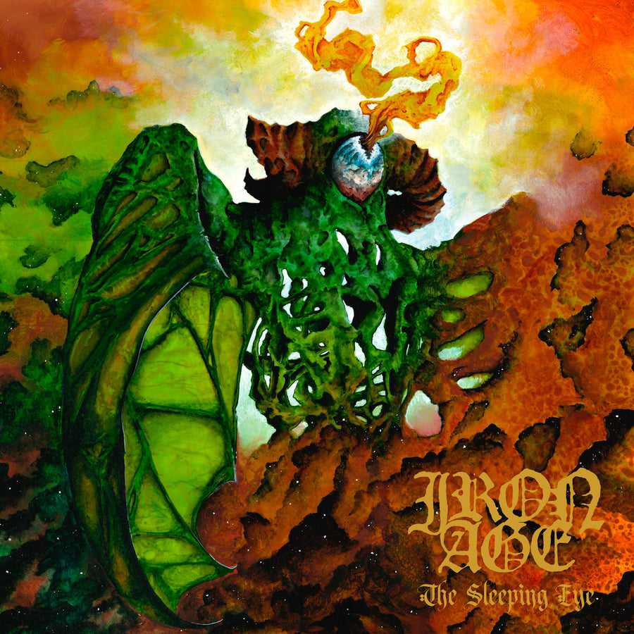 "IRON AGE ""The Sleeping Eye (10th Anniversary Edition)"" CD"