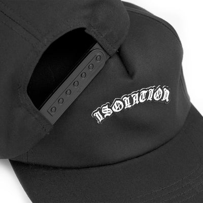 "ISOLATION REC. Logo"" Snapback"