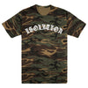 "ISOLATION REC. ""Camo"" T-Shirt"