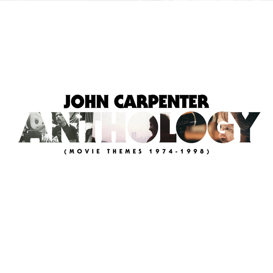 "JOHN CARPENTER ""Anthology (Movie Themes 1974-1998)"" LP"