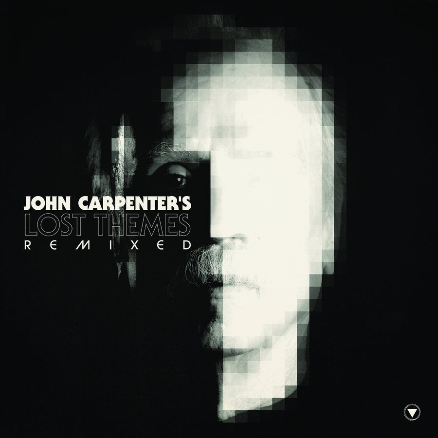"JOHN CARPENTER ""Lost Themes Remixed"" LP"
