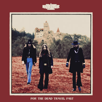 "KADAVAR ""For The Dead Travel Fast"" LP"