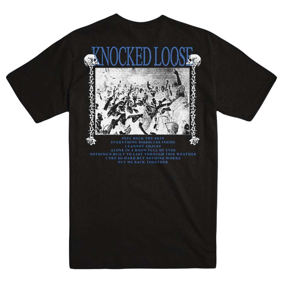 "KNOCKED LOOSE ""Live"" T-Shirt"