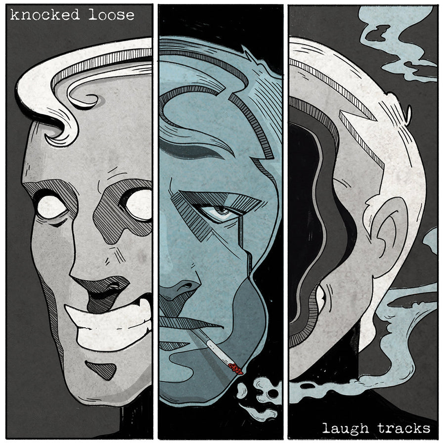 "KNOCKED LOOSE ""Laugh Tracks"" CD"