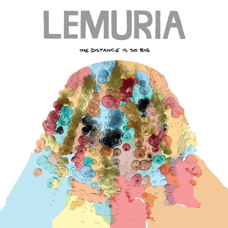 "LEMURIA ""The Distance Is So Big"" LP"