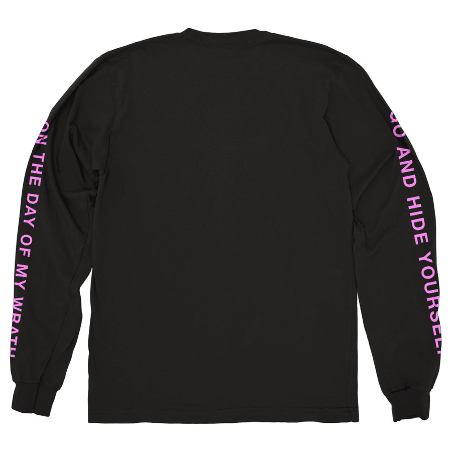 "LINGUA IGNOTA ""Hide Yourself"" Longsleeve"