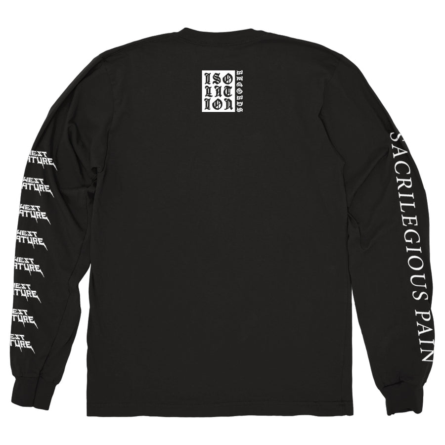 "LOWEST CREATURE ""Dead World"" Longsleeve"