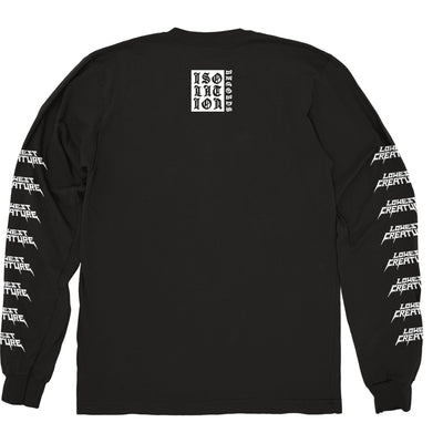 "LOWEST CREATURE ""Reapers Fool"" Longsleeve"