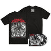 "LOWEST CREATURE ""Sacrilegious Pain"" CD + T-Shirt"