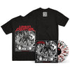 "LOWEST CREATURE ""Sacrilegious Pain"" LP + T-Shirt"