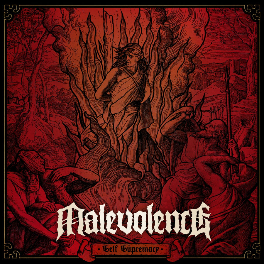 "MALEVOLENCE ""Self Supremacy"" LP"