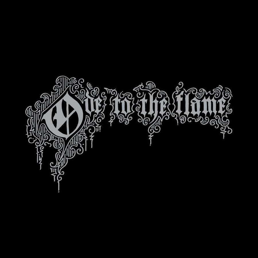 "MANTAR ""Ode To The Flame"" CD"