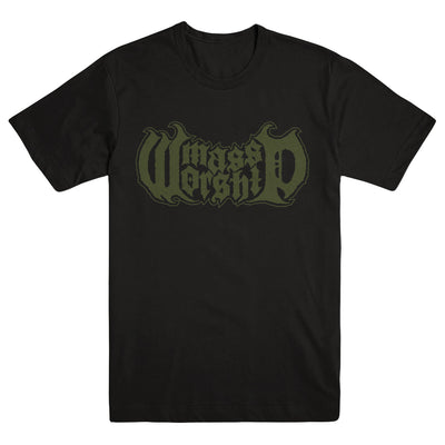"MASS WORSHIP ""Logo"" T-Shirt"