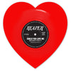 "MAXIMUM PENALTY ""Could You Love Me"" Heart Shaped 7"""