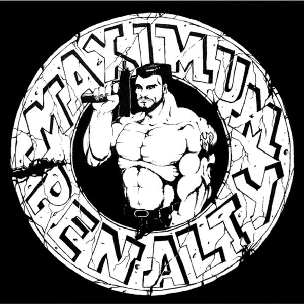 "MAXIMUM PENALTY ""Demo 89"" LP"