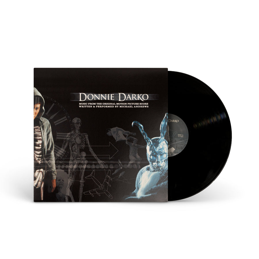 "MICHAEL ANDREWS ""Donnie Darko: Original Motion Picture Soundtrack"" LP"