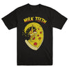 "MILK TEETH ""Pizza Wave"" T-Shirt"